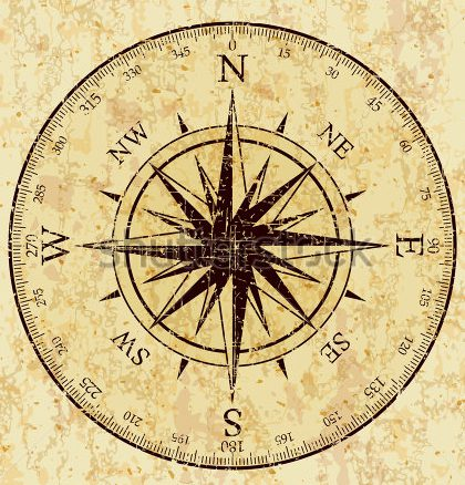 stock-vector-vintage-grunge-compass-119144344